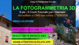 ferrara- corso fotogrammetria