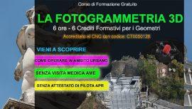 pisacorso fotogrammetria gratuito