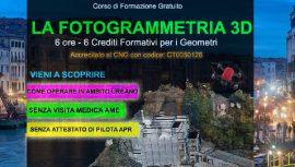 venezia- corso fotogrammetria gratuito