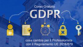 ferrara - Corso GDPR
