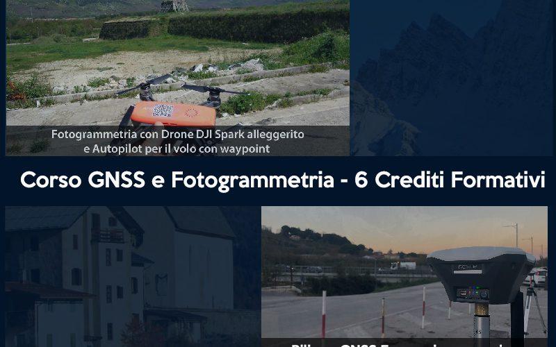 belluno corso GNSS e Fotogrammetria