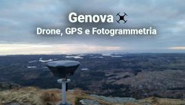 Genova-Drone, GPS e fotogrammetria corso